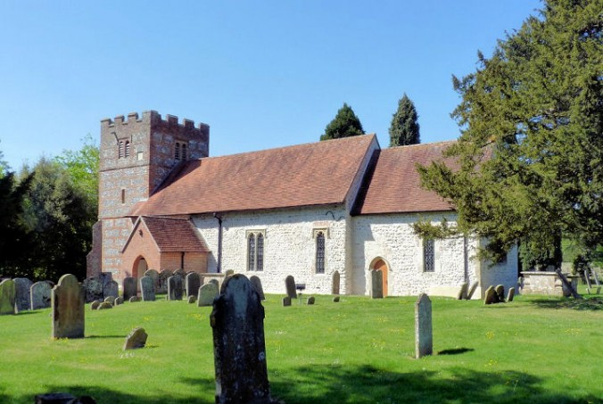 St Andrew's Church, Boxford